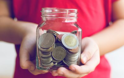 Accounting for pounds and pennies